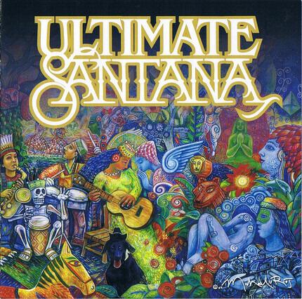 #<Artist:0x00007f4f95e4ccf8> - Ultimate Santana