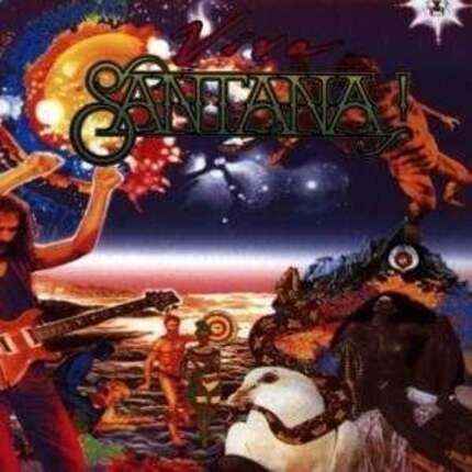 #<Artist:0x00007fb5481b6890> - Viva Santana