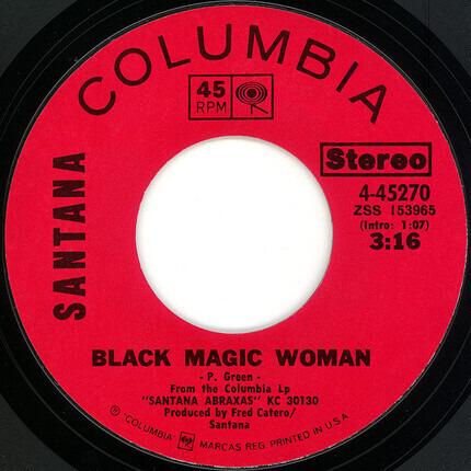 #<Artist:0x00007fcec13cf540> - Black Magic Woman