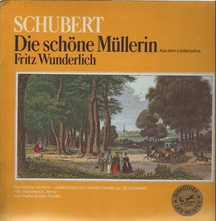 #<Artist:0x00007ff0b8056300> - Die Schöne Müllerin