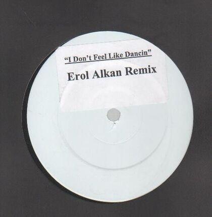 #<Artist:0x00007fe74c9afae8> - I Don't Feel Like Dancin' (Erol Alkan Remix)
