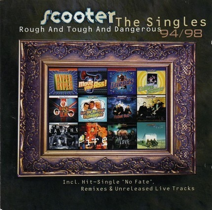 #<Artist:0x00007f2443d419f8> - Rough And Tough And Dangerous - The Singles 94/98