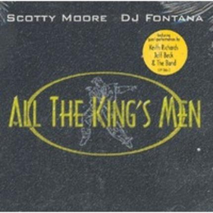 #<Artist:0x00007f3da1dac830> - All the King's Men