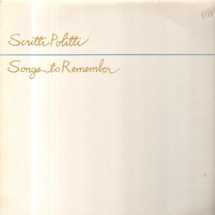 #<Artist:0x00007f1c60f79fd0> - Songs to Remember