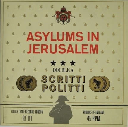 #<Artist:0x00007f60e4bf3960> - Asylums In Jerusalem / Jacques Derrida