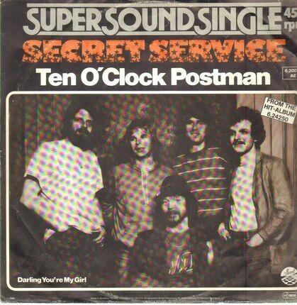 #<Artist:0x00007f412feac5c8> - Ten O'Clock Postman