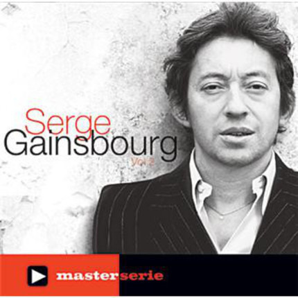 #<Artist:0x00007f6517497900> - Serge Gainsbourg Vol.2