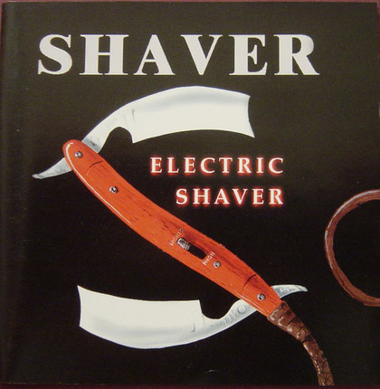 #<Artist:0x00007f70d7aecf28> - Electric Shaver
