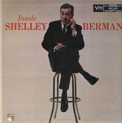 #<Artist:0x00007f73e3f93658> - Inside Shelley Berman - Outside Shelley Berman