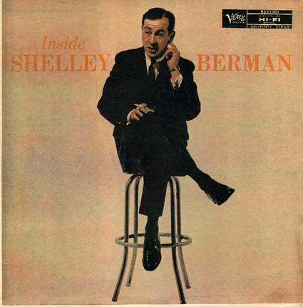 #<Artist:0x00007f73e4021778> - Inside Shelley Berman