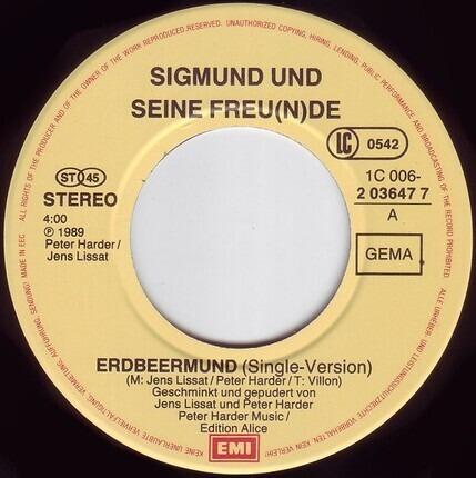 #<Artist:0x00007fcec01035b0> - Erdbeermund (Remix)