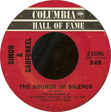 #<Artist:0x00007fcec2f0b3e0> - The Sounds Of Silence / Homeward Bound