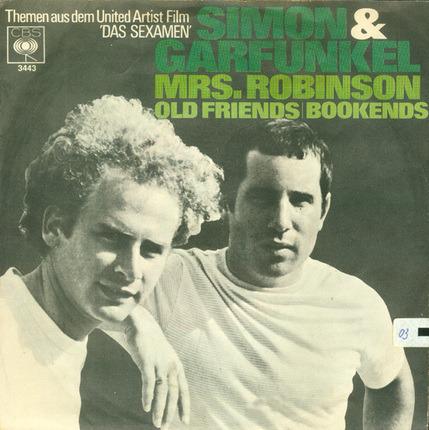 #<Artist:0x00007f54e9847818> - Mrs. Robinson