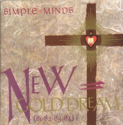 #<Artist:0x00007f60e3e90a20> - New Gold Dream (81-82-83-84)