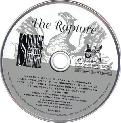 #<Artist:0x0000000008a49e50> - The Rapture