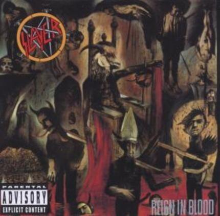 #<Artist:0x00007fbdf3a0c180> - Reign in Blood