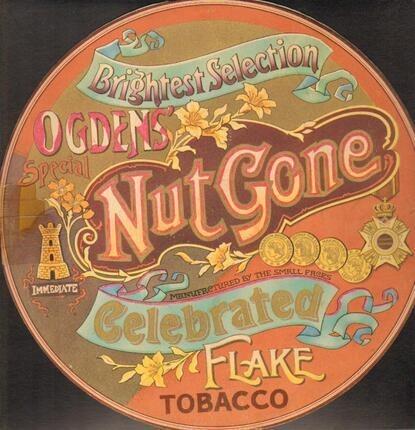 #<Artist:0x00007fc7117f4b78> - Ogdens' Nut Gone Flake