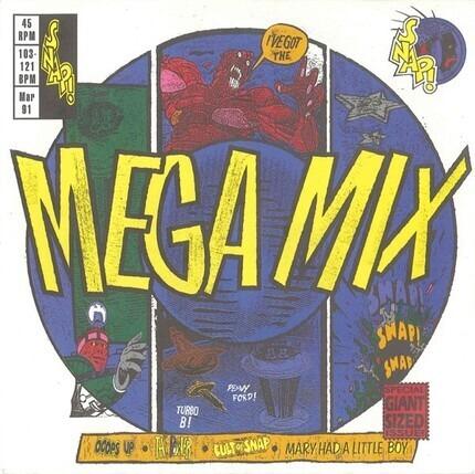 #<Artist:0x00007f053fc7b708> - Mega Mix