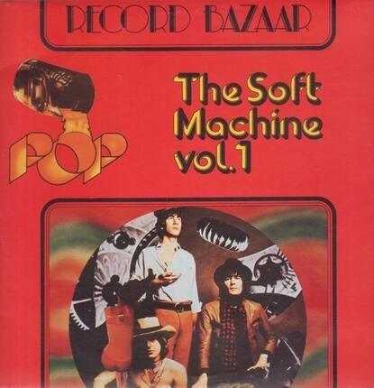 #<Artist:0x00007f27d9067838> - The Soft Machine Vol.1
