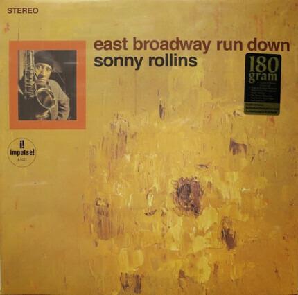 #<Artist:0x00007f60e1e3c6c0> - East Broadway Run Down