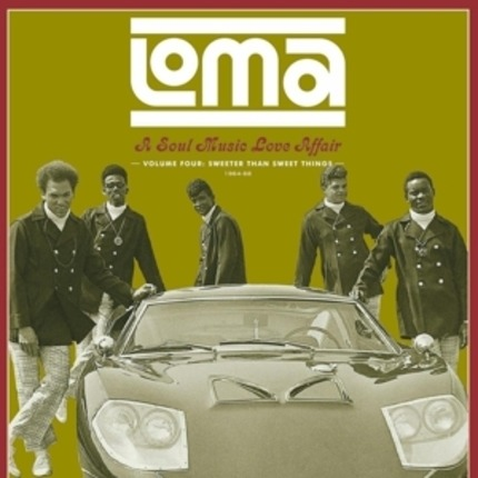 #<Artist:0x00007f5debcbeda0> - Loma: A Soul Music Love Affair,Vol. 4AFFAIRAFFAIRAFFAIRLOVE AFFAIR VOL.4 / SWEETER THAN SWEET 1964-