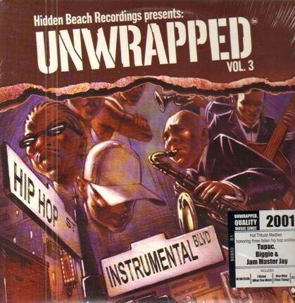 #<Artist:0x00007f135105de38> - Hidden Beach Recordings Presents: Unwrapped, Vol. 3