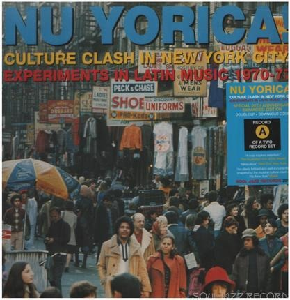#<Artist:0x00007f3d12fafcc0> - Nu Yorica!(1):Culture Clash In New York City 1970-