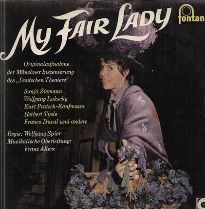 #<Artist:0x00007f8e308ddf18> - my fair lady