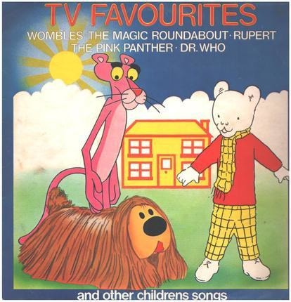 #<Artist:0x00007fcfb1865bb8> - TV Favourites And Other Childrens Songs