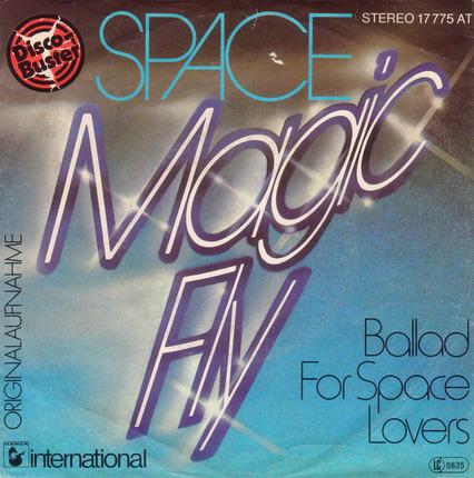 #<Artist:0x00007f740fbadda0> - Magic Fly / Ballad For Space Lovers