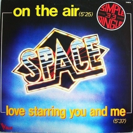 #<Artist:0x00007f740f0cd7a0> - On The Air / Love Starring At You And Me