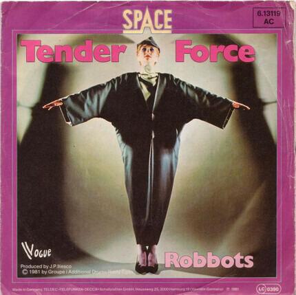 #<Artist:0x00007f410d0e6078> - Tender Force