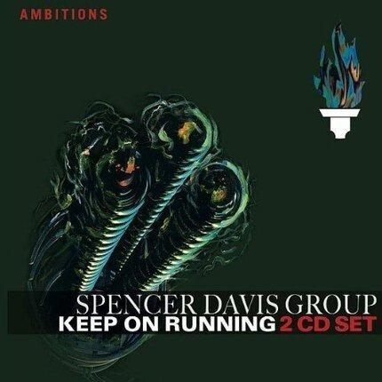 #<Artist:0x00007fcee148e650> - Keep On Running