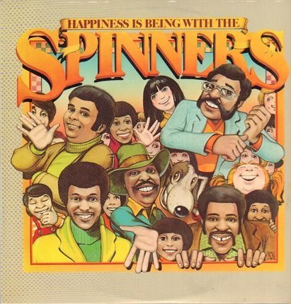 #<Artist:0x00007fcee3523780> - Happiness Is Being with the Spinners
