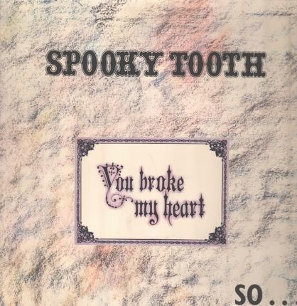 #<Artist:0x00007fcec93bf2f0> - You Broke My Heart So...I Busted Your Jaw