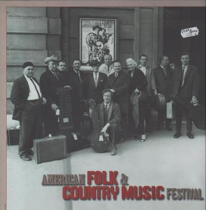 #<Artist:0x00007f9d190f2130> - American Folk & Country Festival 1966
