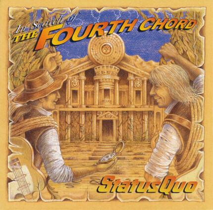 #<Artist:0x00007f0bb52edf98> - In Search of the Fourth Chord