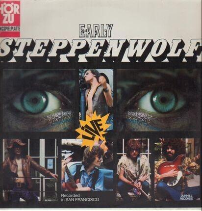 #<Artist:0x00007f4c7daae828> - Early Steppenwolf