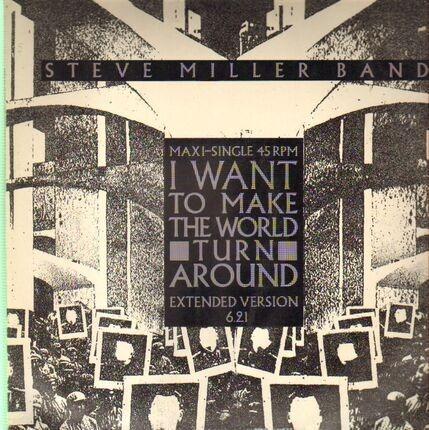 #<Artist:0x00007f99842106e0> - I Want To Make The World Turn Around / Slinky