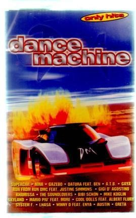 #<Artist:0x00007f30131d8018> - Dance Machine