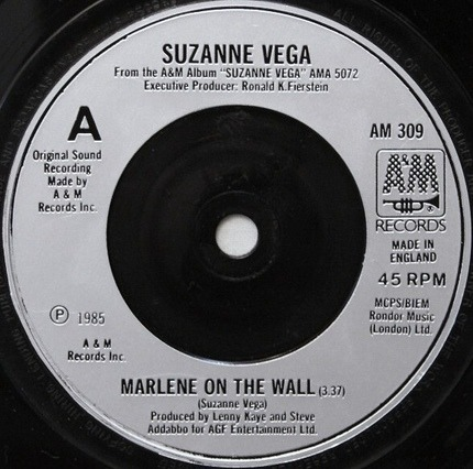 #<Artist:0x00007f539541aa38> - Marlene On The Wall
