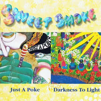 #<Artist:0x00007f20510c0e90> - Just A Poke / Darkness To Light