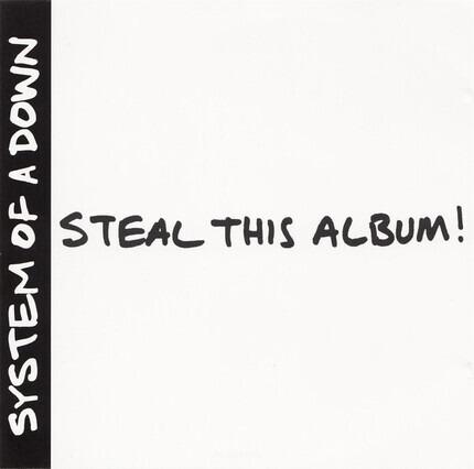 #<Artist:0x00007ff36cee28e0> - Steal This Album!