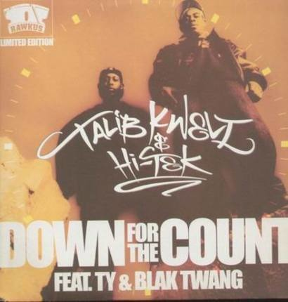 #<Artist:0x00007fcee19abf20> - Down for the Count feat. Ty & Blak Twang