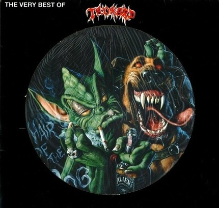 #<Artist:0x000000000742a318> - Hair Of The Dog - The Very Best Of Tankard