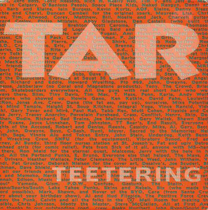 #<Artist:0x00007f302ed1e150> - Teetering