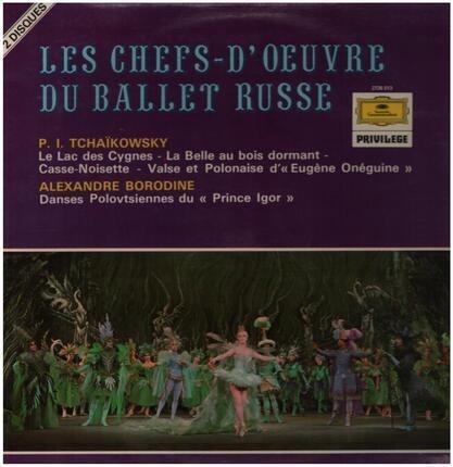 #<Artist:0x00007f60c246be80> - Les Chefs-d'Oeuvre du Ballet Russe