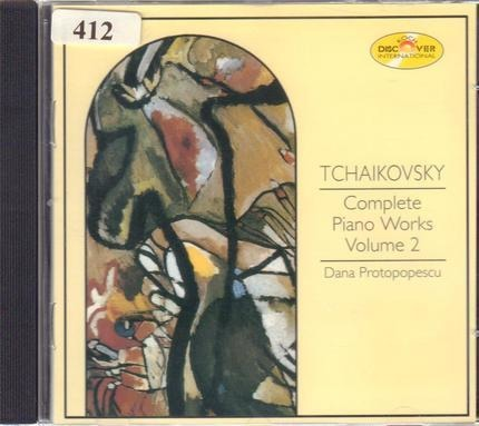 #<Artist:0x00007f73ebaf6700> - Complete Piano Works Volume 2