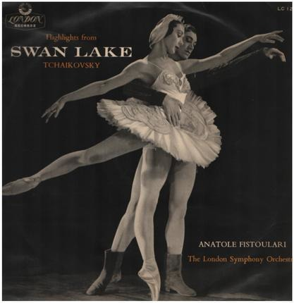 #<Artist:0x00007fce090b9030> - Highlights From Swan Lake
