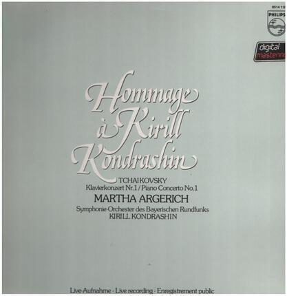 #<Artist:0x00007ff96b111310> - Piano Concerto No. 1